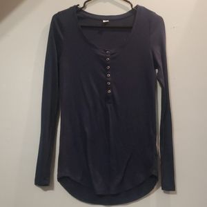 3 for 20* Navy blue long sleeve old navy